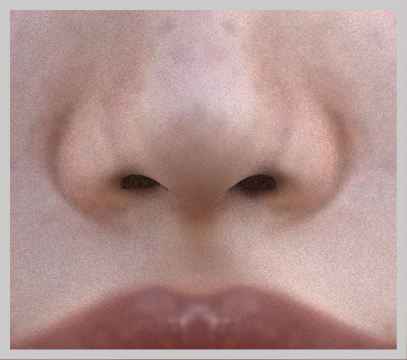 NozNoz Wearable Device in the nose- Fully Concealed